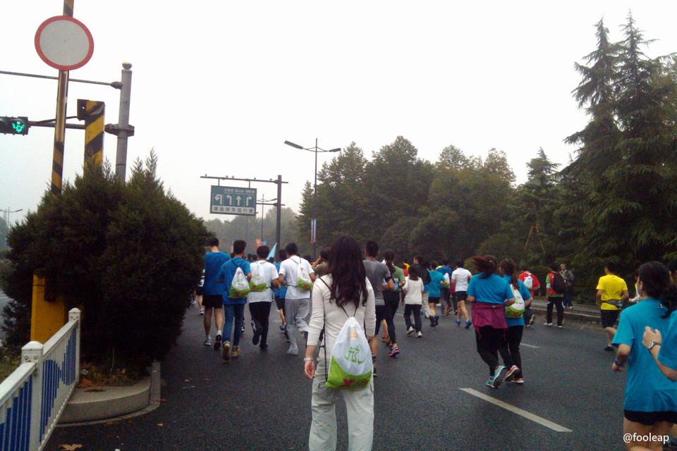 2013 杭州国际马拉松