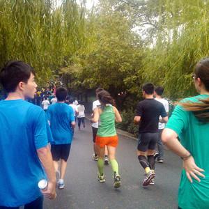 2014 杭州国际马拉松