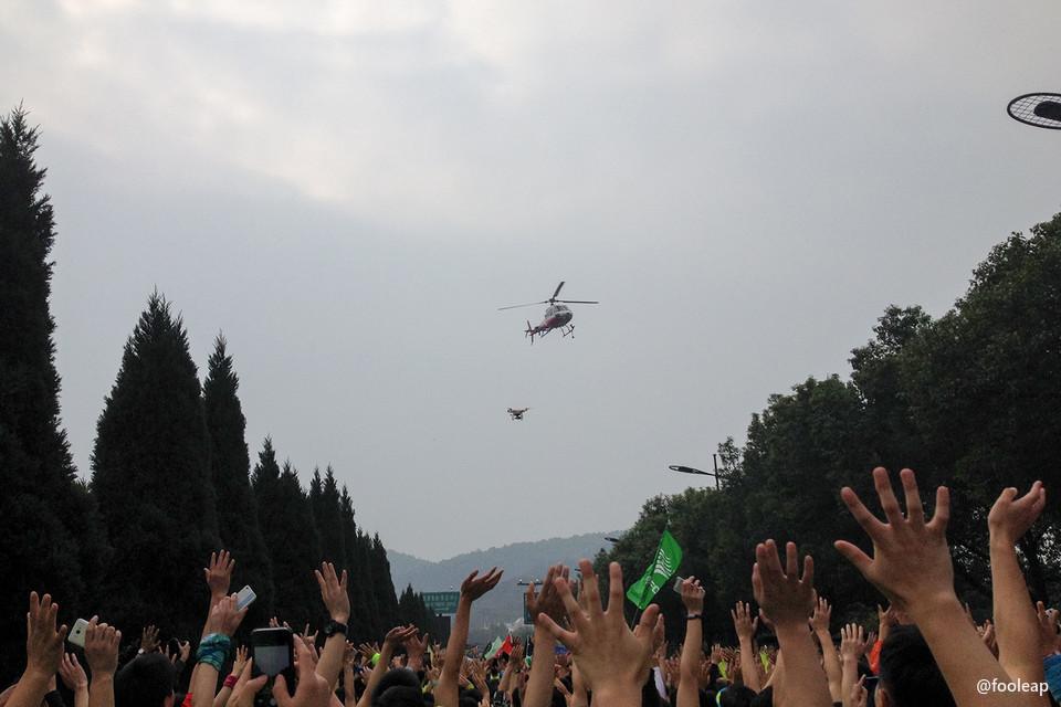 小飞行器,大直升机