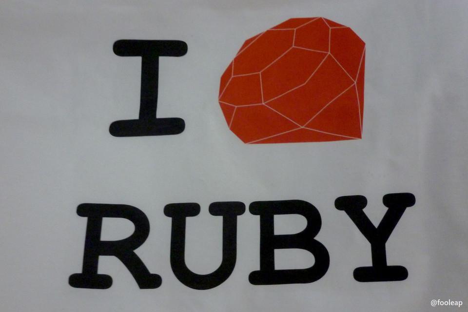 RubyChina T 恤