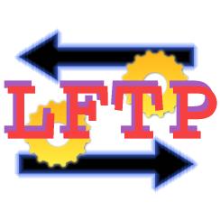 LFTP 镜像功能排除多个文件