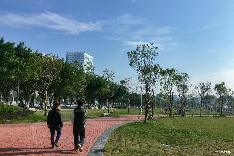 林百欣广场一