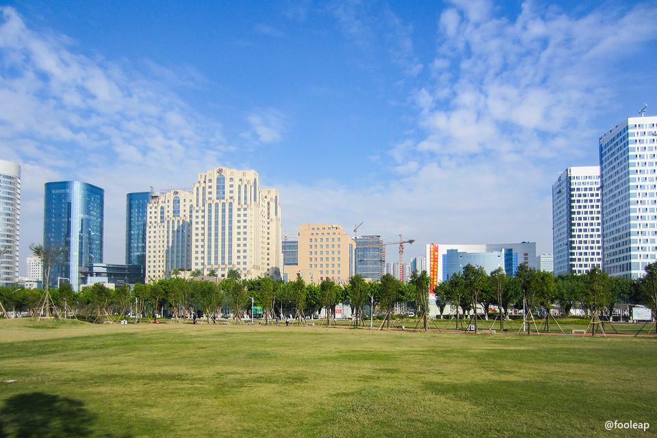 林百欣广场三