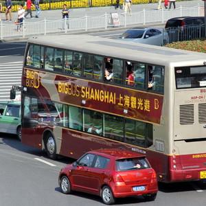 上海公交印象