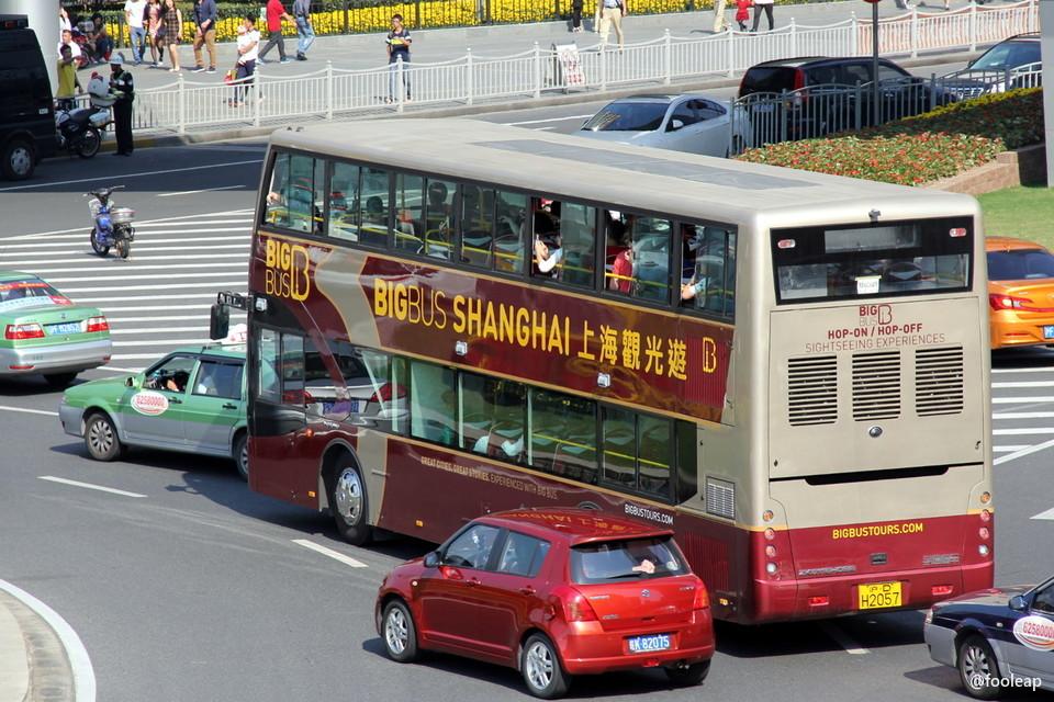 上海双层巴士,后