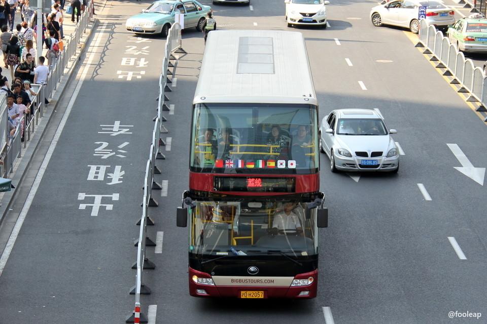 上海双层巴士,前