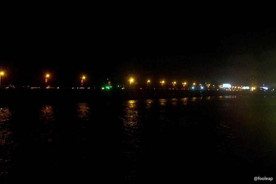 从老桥看新桥