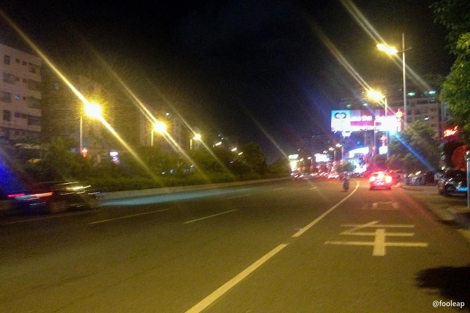 324 国道澄城段