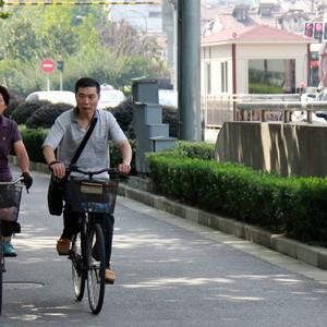 上海脚车印象